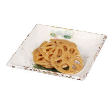 Frozen seasoned lotus root for sushi